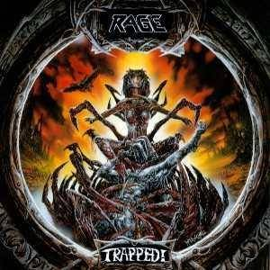Rage: Trapped! - Cover