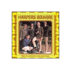 Cover - Harpers Bizarre: Platinum Collection