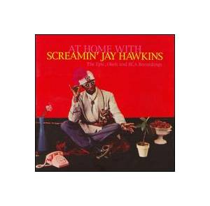 Cover - Screamin' Jay Hawkins: At Home With Screamin' Jay Hawkins