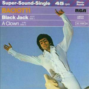 Baciotti: Black Jack - Cover