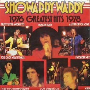 Showaddywaddy: Greatest Hits - 1976-1978 - Cover