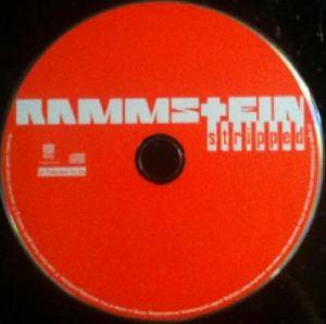 Rammstein: Stripped (Promo-Single-CD) - Bild 3