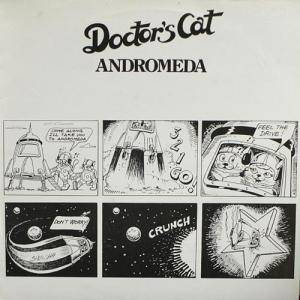 Cover - Doctor's Cat: Andromeda