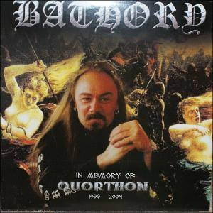 Bathory: In Memory Of Quorthon - Cover