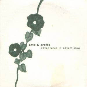 Cover - Jason Collett: Arts & Crafts: Adventures In Advertising