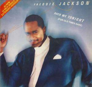 Cover - Freddie Jackson: Rock Me Tonight (For Old Times Sake)