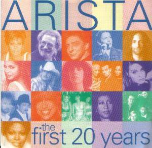 Cover - Grateful Dead: Arista - The First 20 Years