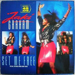 Jaki Graham: Set Me Free - Cover