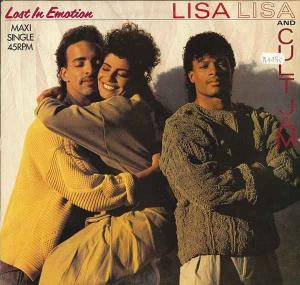 Cover - Lisa Lisa & Cult Jam: Lost In Emotion