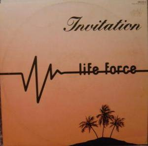 Life Force: Invitation - Cover