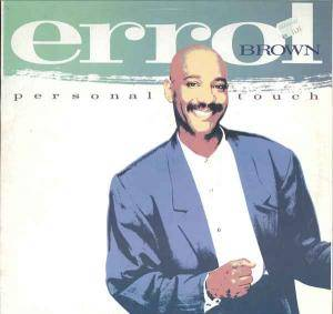 Errol Brown: Personal Touch - Cover