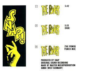 Snap!: The Power (Single-CD) - Bild 2