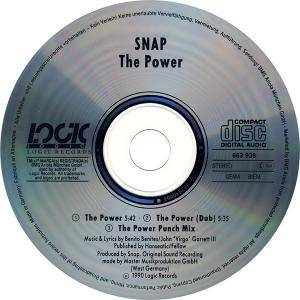 Snap!: The Power (Single-CD) - Bild 3