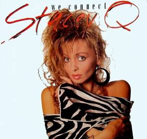 Stacey Q.: We Connect - Cover