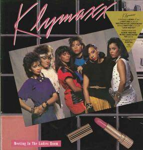 Cover - Klymaxx: Meeting In The Ladies Room