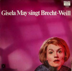 Cover - Gisela May: Gisela May Singt Brecht/Weill