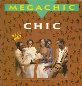 Chic: Megachic - Cover