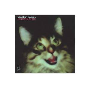 Cover - Venetian Snares: Songs About My Cats