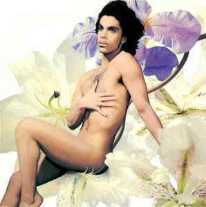 Prince: Lovesexy - Cover
