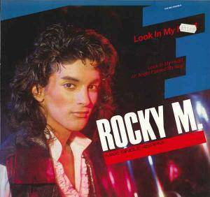 Cover - Rocky M.: Look In My Heart