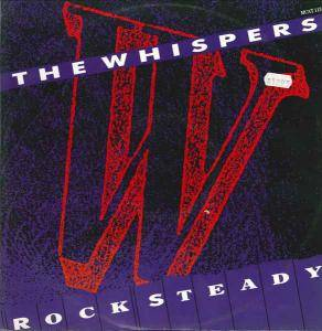 The Whispers: Rock Steady - Cover