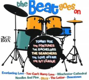 Cover - Cascades, The: Beat Goes On, The