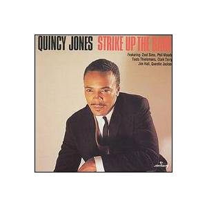 Cover - Quincy Jones: Strike Up The Band