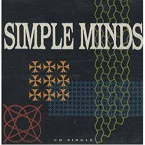 Simple Minds: Don't You - Cover