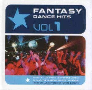 Cover - Tube-Tech: Fantasy Dance Hits Vol 1