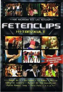 Cover - Shaft: Fetenclips Tanzkult