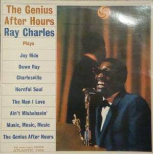 Ray Charles: Genius After Hours, The - Cover
