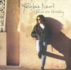 Robbie Nevil: Back On Holiday - Cover