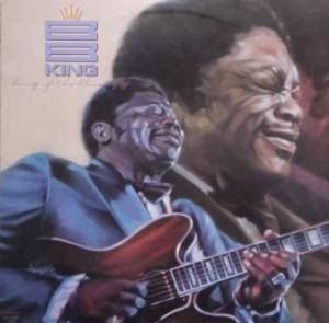 B.B. King: King Of The Blues: 1989 - Cover