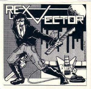 Rex Vector: Breathe Fire - Cover