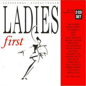 Ladies First - Cover