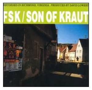 F.S.K.: Son Of Kraut - Cover