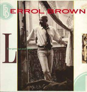 Cover - Errol Brown: Love Goes Up And Down