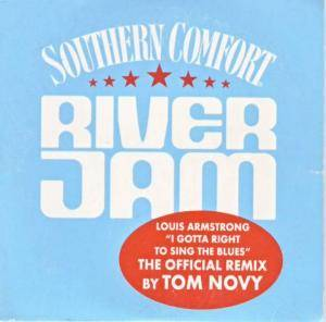 Cover - Tom Novy: Southern Comfort - River Jam