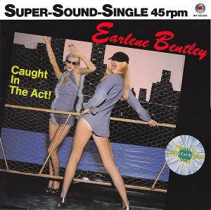 Earlene Bentley: Caught In The Act! - Cover