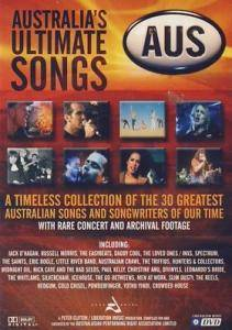 AUS Australia's Ultimate Songs - Cover