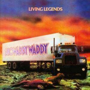 Showaddywaddy: Living Legends - Cover