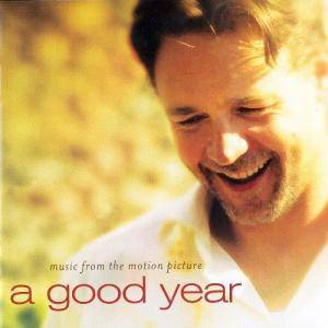 Good Year - Music From The Motion Picture, A - Cover