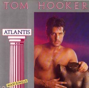 Tom Hooker: Atlantis - Cover
