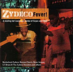 Cover - Li'l Brian & The Zydeco Travelers: Zydeco Fever