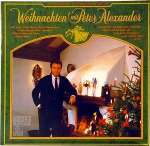 peter alexander weihnachten mit peter alexander cd 2003