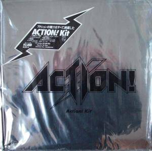 Cover - Action!: Action! Kit