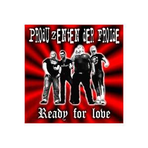 PROdUzENtEN dER FROIdE: Ready For Love - Cover