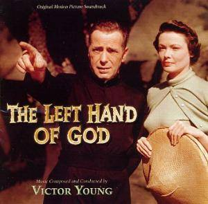 Cover - Victor Young: Left Hand Of God, The