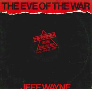 Cover - Jeff Wayne: Eve Of The War, The