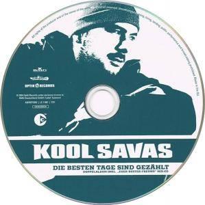 kool savas die besten tage sind gez hlt euer bester freund mix cd 2 cd 2004 remix. Black Bedroom Furniture Sets. Home Design Ideas